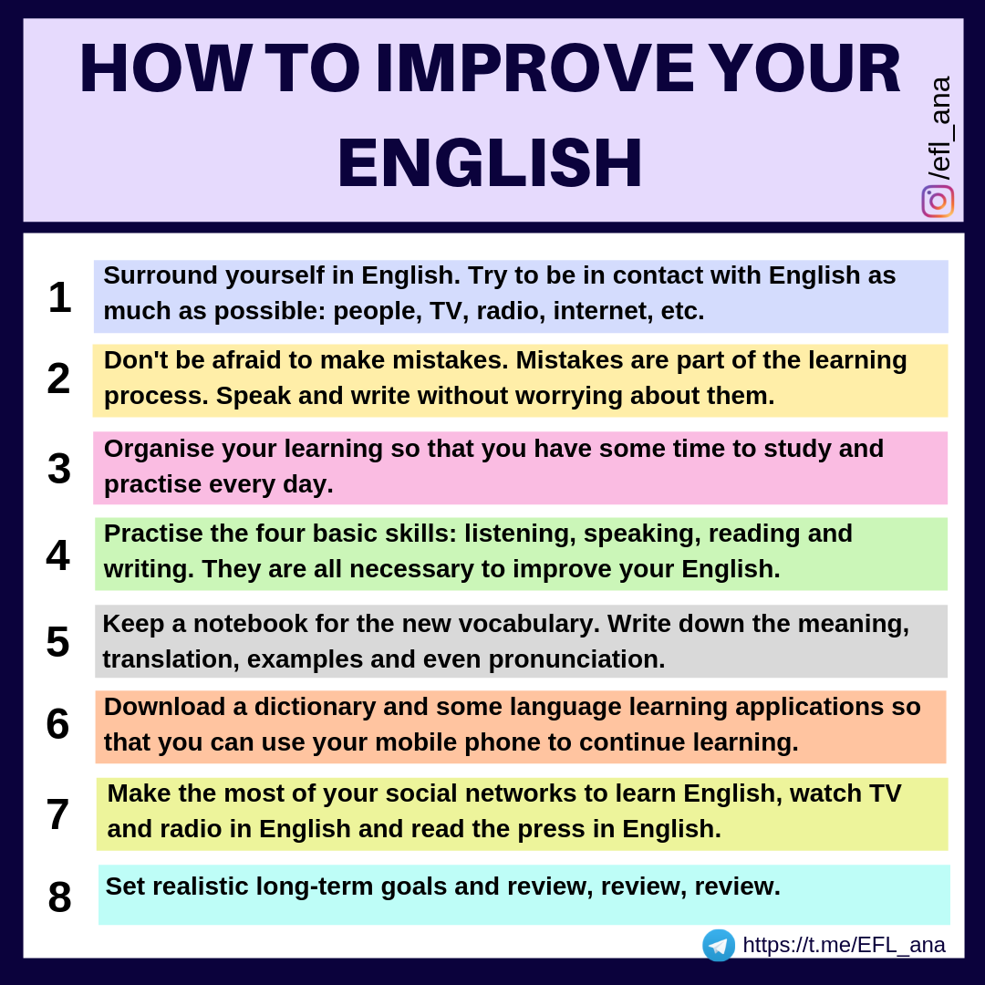 how to improve reading and writing skills in english