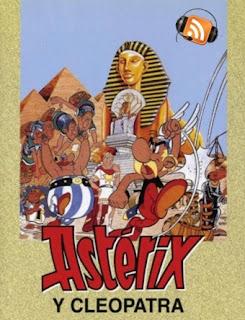 Asterix y Cleopatra (1968) - Cine para invidentes