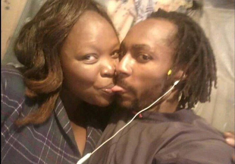 rasta%2Bbaby%2B%2B7jpg - Kenyan BEN 10 splashes steamy PHOTOs with his sugar-mummy- He was licking the aging woman like a lollipop.
