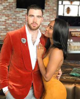 Travis Kelce And His Girlfriend Kayla Nicole