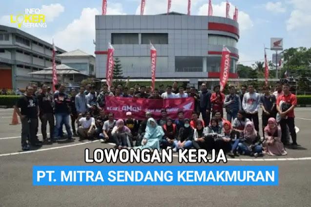 Lowongan Kerja Digital Marketing Specialist PT. Mitra Sendang Kemakmuran Banten