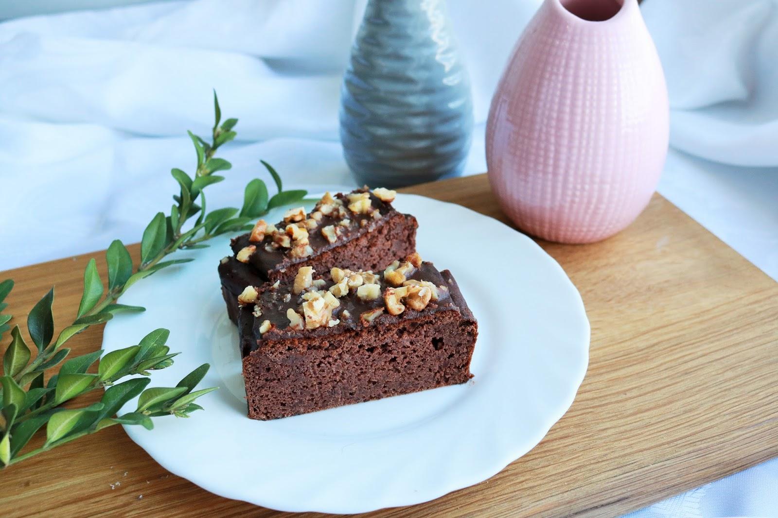 zdrowe słodycze ciasto fit
