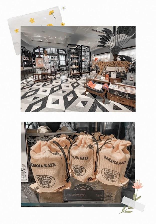 raffles boutique