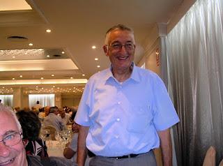 Josep Majó. Lérida año 2009 (archivo personal de M. Jorques)