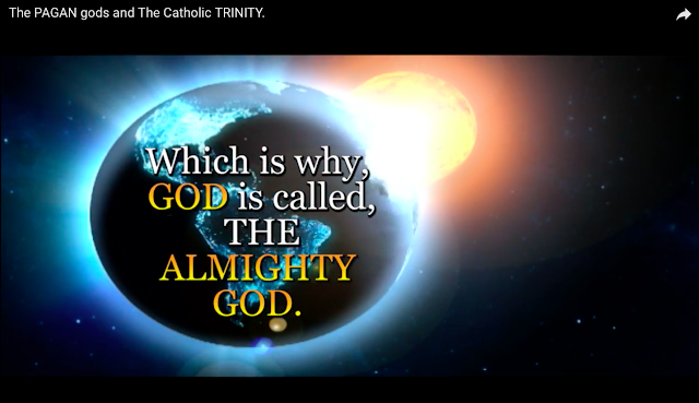 Which is why, GOD is called, THE ALMIGHTY GOD.