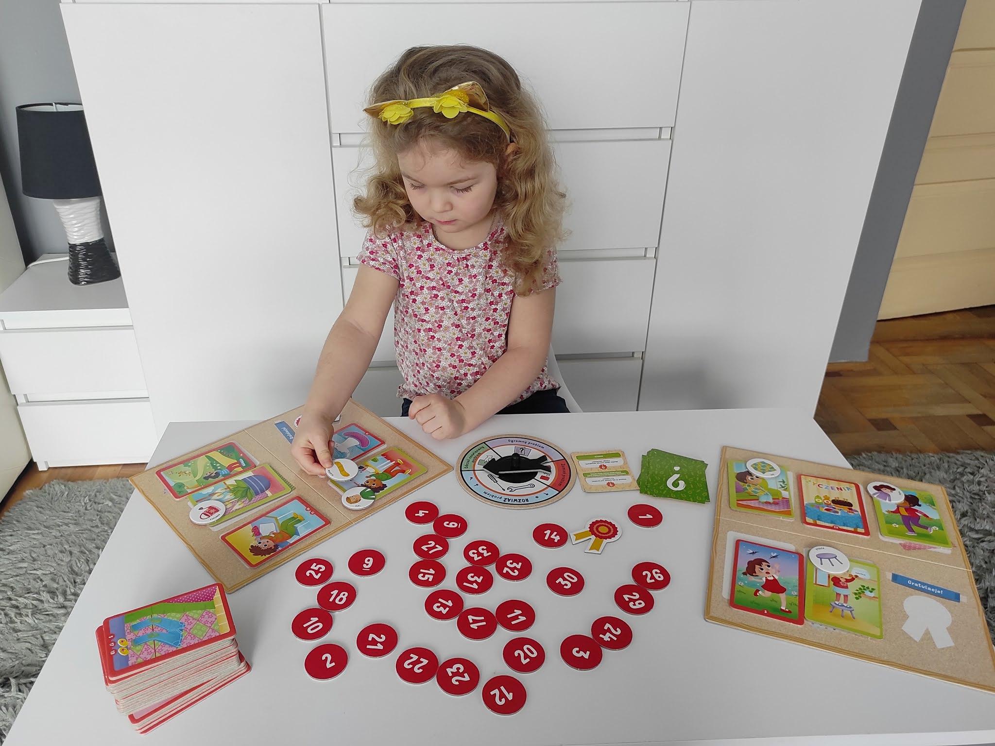 Gra dla dzieci, która uczy rozwiązywać problemy- LIFE SKILLS ROZWIĄZYWANIE PROBLEMÓW