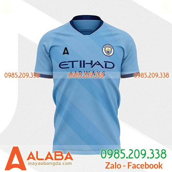 Quần áo đá bóng đặt may chất lượng cao mã ALB 095