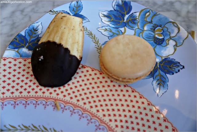 Ruta Gastronómica por Salem: Macarrón y Madeleine en Jolie Tea Company