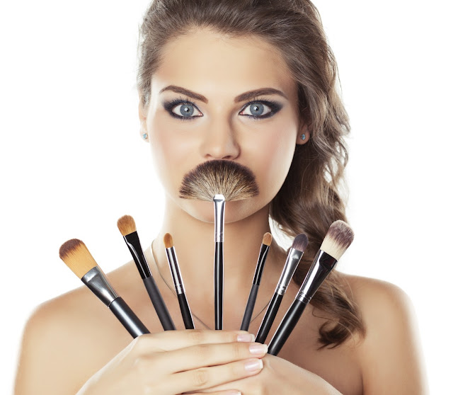 Dangers of using dirty makeup brushes by barbies beauty bits