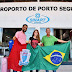 Taekwondista porto-segurense embarca para Mundial no Canadá