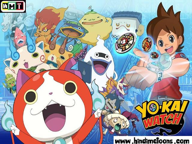 Yo-Kai Watch HINDI Episodes [HD]