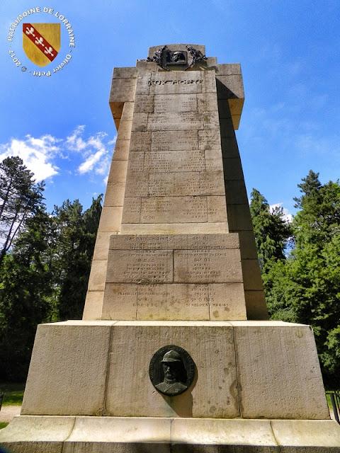 MONTAUVILLE (54) - La Croix des Carmes