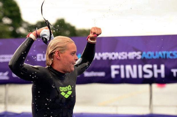 Sharon van Rouwendaal países baixos maratona aquática