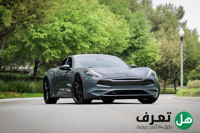 سيارة 2021 Karma GS-6 و Revero GT