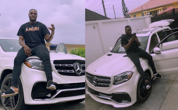 Singer, Peruzzi Acquires a New Whip