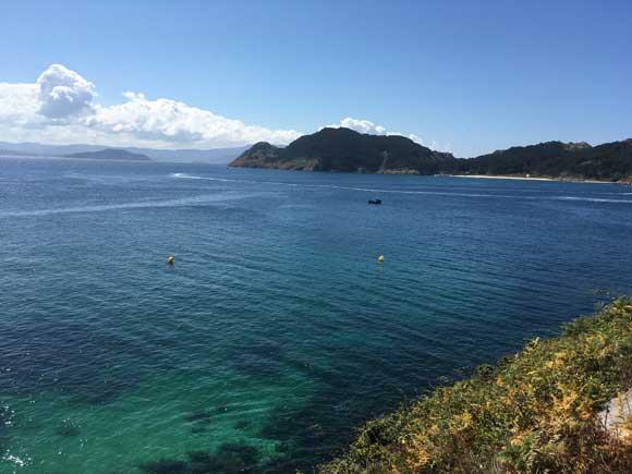 Cíes Islands, Galicia, Spain