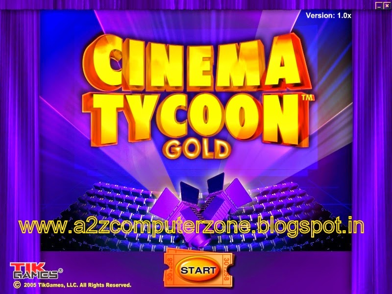 Portable Cinema Tycoon Gold