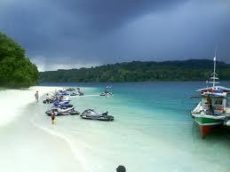 Pantai Tanjung Lesung Banten ~ DASBOR PARIWISATA