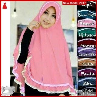 RYB028B Hijab Jilbab Cantik Bergo Murah Malika BMG Online Shop