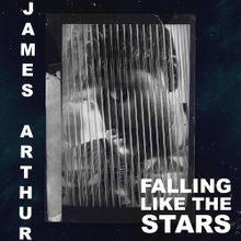Lirik Lagu dan Terjemahan James Arthur - Falling like the Stars