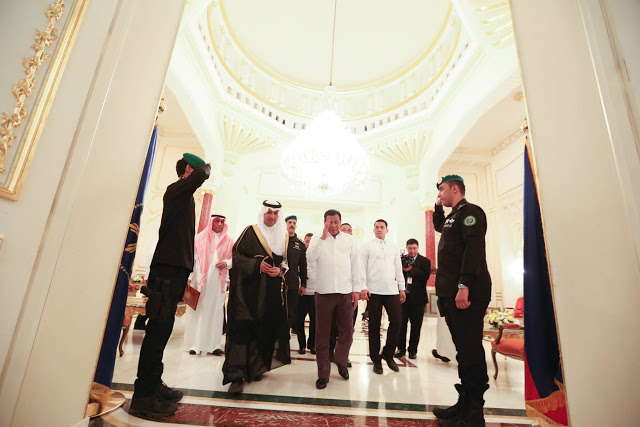 "President Rodrigo Roa Duterte's recently concluded his state visit to the Kingdom of Saudi Arabia. It was a huge hit among locals and the huge number of OFW expatriates in the Kingdom. He was first welcomed by Prince Faisal bin Bandar Al Saud, Governor of Riyadh. The President was housed at the King Saud Royal Guest Palace. The next day, King Salman bin Abdulaziz Al Saud himself welcomed President Duterte. As seen in the video above, many are left wondering where is this place where the two leaders met. It does not seem to be in the capital city of Riyadh.  Actually, that place is called Rawdat Khuraim (also known as the King's Forest).  It is a green oasis, about 100 kilometers outside the capital city of this desert kingdom. Rawdat is arabic for ""garden"" or ""meadow"". This protected nature park and animal sanctuary is the favorite place for members of the Royal Family and the public to visit, especially during winter or spring time. Yes, Saudi Arabia experiences winter too. The wildlife park was formally inaugurated in 2005 by King Abdullah, who was still a Crown Prince then. The nature park is even popular among expats. It is a favorite camping place among Riyadh residents, and even for people coming from farther cities like Dammam and Khobar visit this place during holidays. Watch this short exploration video below. When visiting this oasis, you have to be well prepared. The place is HUGE and you are not allowed to go around in your car or SUV. The whole park is fenced around. Visitors usually park near the fence and walk into the park. The farther away you go into the park, the greener it gets. The park itself is divided into three areas. Two-thirds of the park is off-limits to the public. One-third of the park is for the Royal Family. Unbeknownst to many visitors, the Royal Family keeps a residence (more like a palace) within the premises. It is at this Royal Palace where King Salman hosted President Duterte with a state lunch. A third of the Rawdat Khuraim is designated as an animal sanctuary. It is off limits to everyone except the caretakers. Access to this area requires special permits. It is here where animals are free to roam around without being disturbed. The area serves as a sanctuary for various rare species such as gazelles and a plethora of other wildlife creatures not found anywhere else. Universities in Riyadh and the surrounding areas often conduct research studies in the park due to the diversity of insects, flora and fauna which can be found there. Enjoy some pictures below, including a stunning panoramic view that you can control! You can also visit this and this beautiful panoramic images of Rawdat Khuraim."