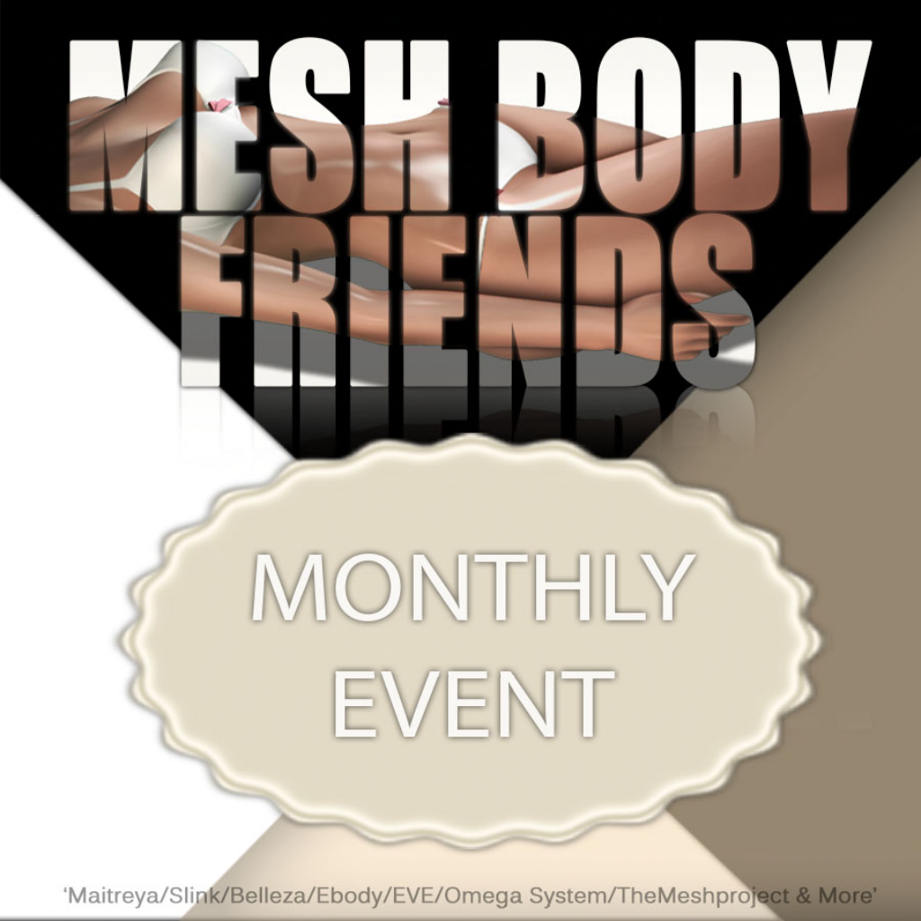 MESH BODY FRIENDS