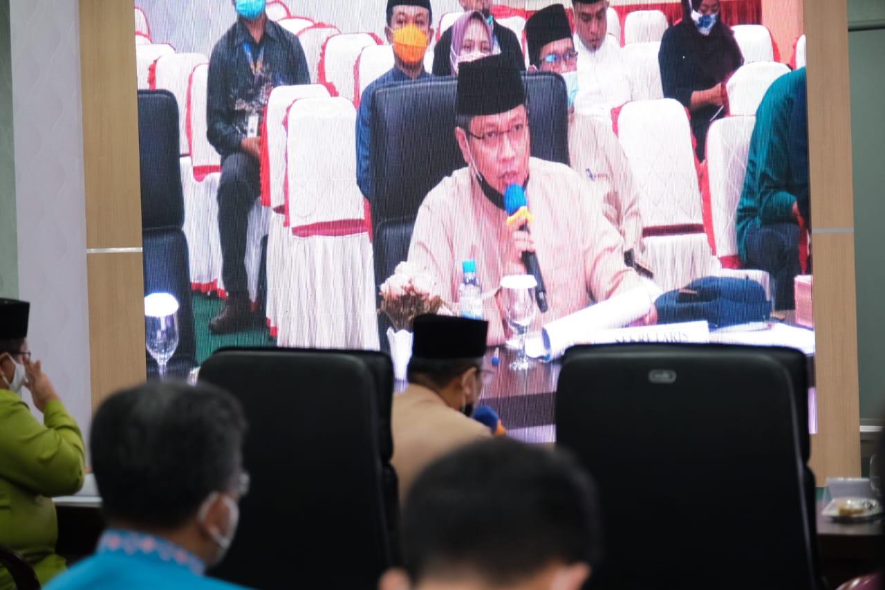 Sekdako Tanjungpinang Paparkan Masterplan Smart City Kepada Tim Evaluator Kemkominfo RI