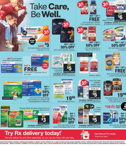 CVS Weekly Ad Preview 6/14-6/20