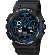 Review Jam Tangan G-Shock GA100C-1A2ER
