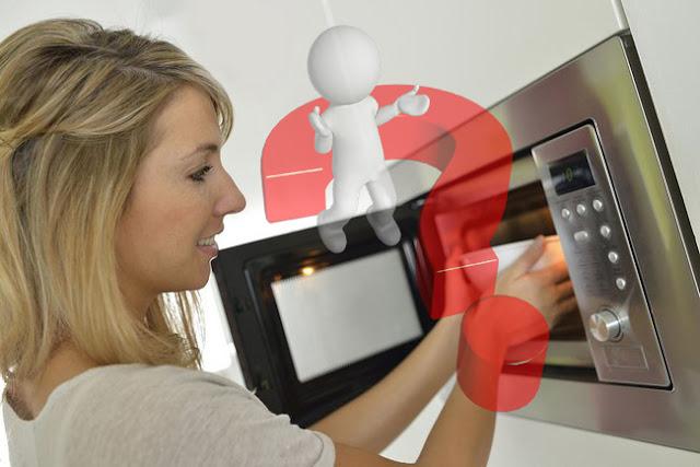 6 Choses que vous Devez Savoir avant d'Utiliser votre Micro-onde !