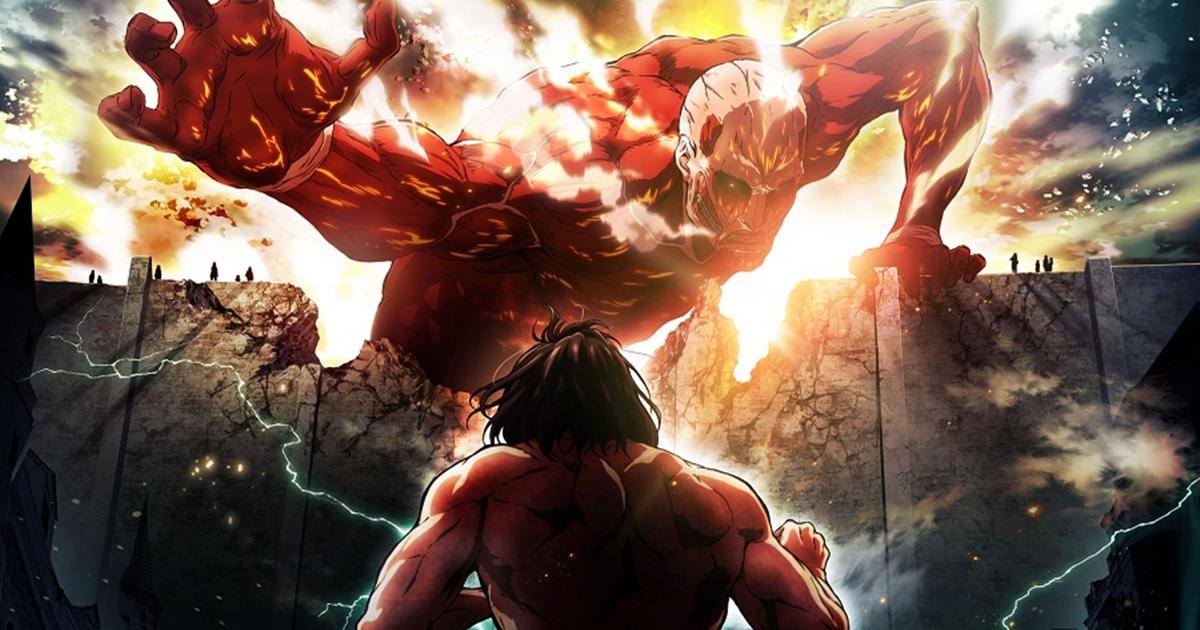 Shingeki no Kyojin é o anime mais assistido nos sites de Streaming Japoneses