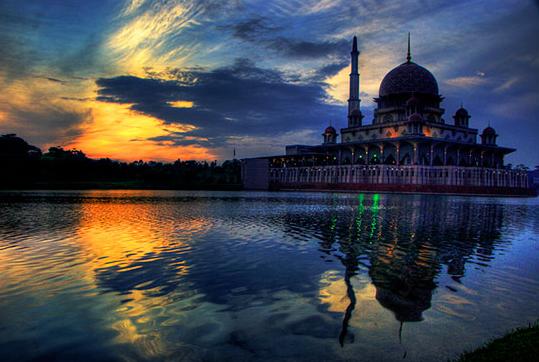 meraih ketenangan dalam islam