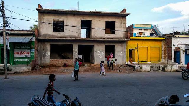 Pobreza en La India