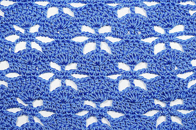 1 - Crochet IMAGEN Puntada a crochet especial para mantas y cobijas por MAJOVEL CROCHET