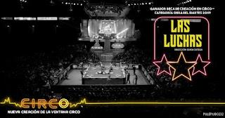 POS1 LAS LUCHAS - Teatro LA VENTANA Bogotá