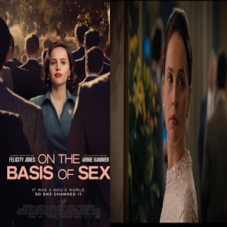 On the Basis of Sex Movie Available on Netflix and Amazon
