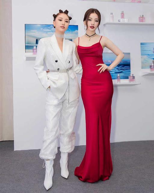Quỳnh Anh Shyn và Chi Pu - đôi bạn thân sexy trong làng hot girl Việt