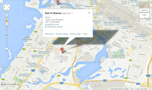 Location Map of Bait Al Wakeel Restaurant Dubai,Bait Al Wakeel Restaurant Dubai Location Map,Bait Al Wakeel Restaurant Dubai Accommodation Destinations Attractions Hotels Map