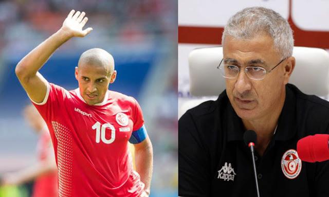 وهبي الخزري يرفض دعوة المنذر الكبير لتعزيز صفوف المنتخب التونسي