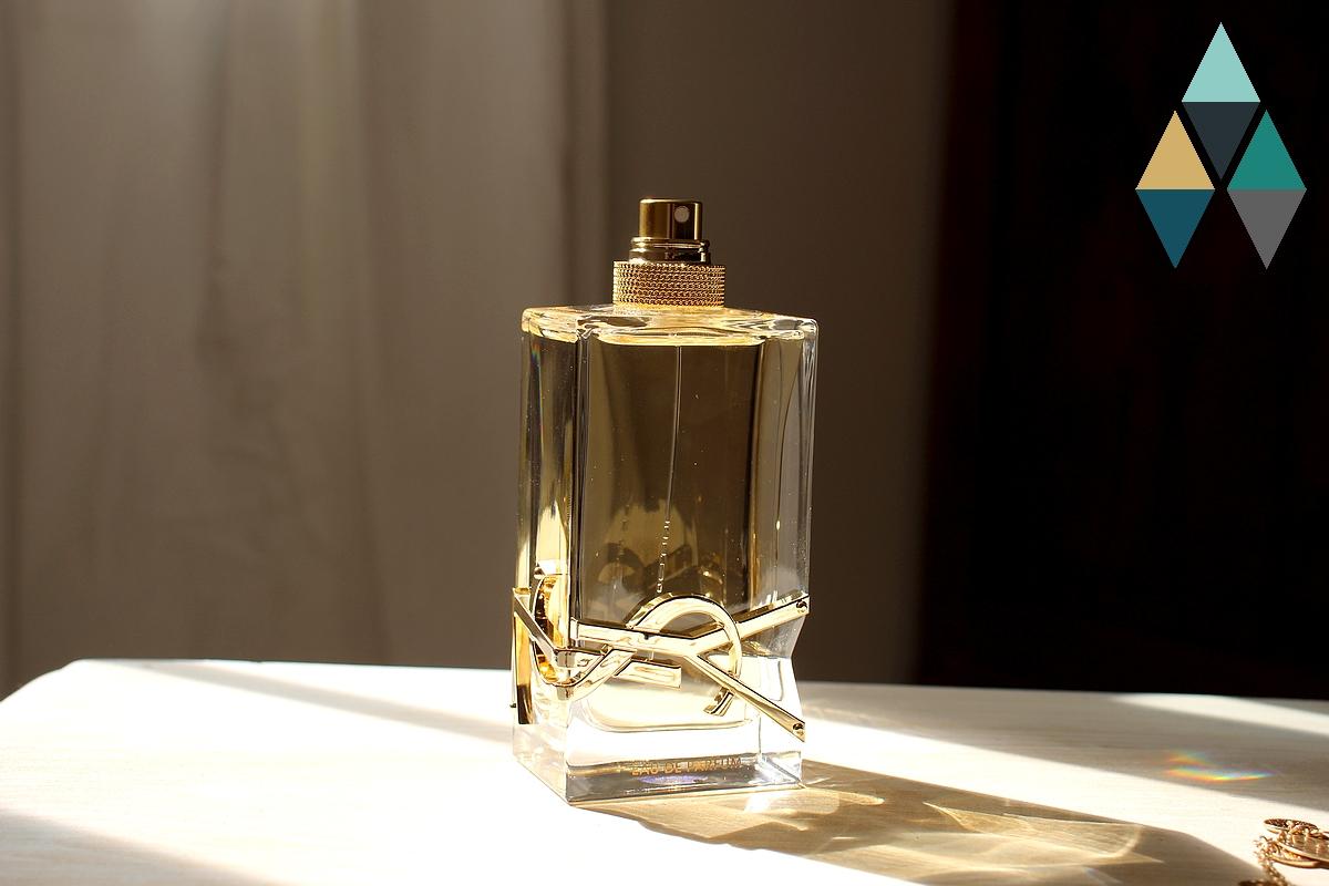 revue beauté eau de parfum libre YSL