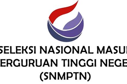 Pendaftaran Online SNMPTN.ac.id