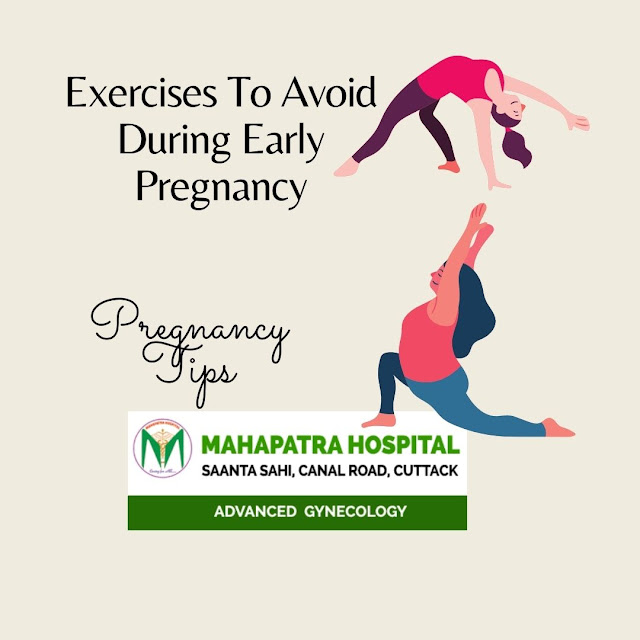What Exercises To Avoid During Early Pregnancy