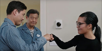 Always Be My Maybe 2019 movie still Ali Wong Randall Park James Saito