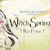 WitchSpring3 Re:Fine - The Story of Eirudy out now (Nintendo Switch)