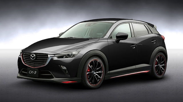Price Mazda CX-3 and Specifications 2017