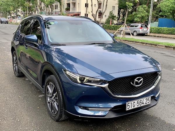 z2126669064463 bc65081c03371bea2420ce6944d8384a Mazda CX 5 2.0L sx 2018 một đời chủ duy nhất, mới đi được 35.000km