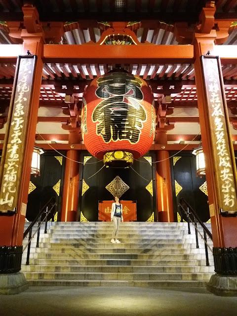 senso-ji tokyo giappone