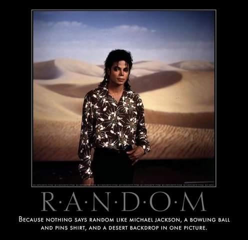 Random Michael Jackson Meme