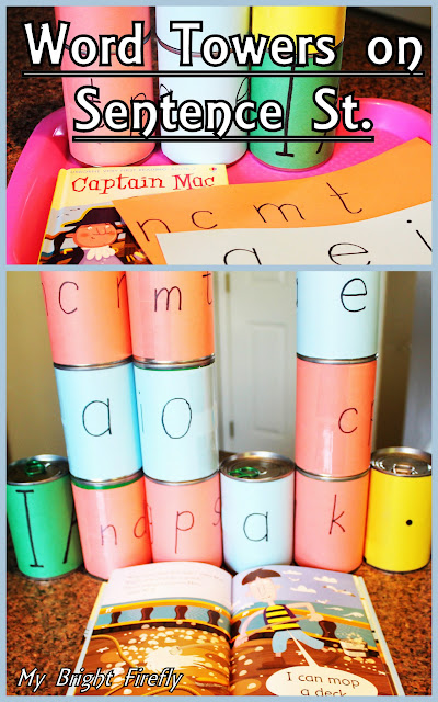 Fun Introduction to Sentence. Summer Learning Games for Kids.