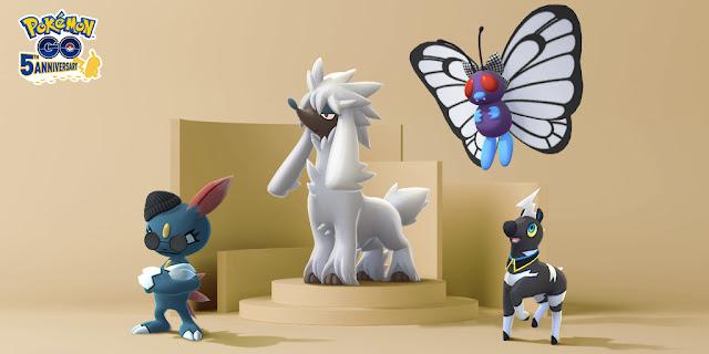 Pokémon GO: Fashion Week 2021